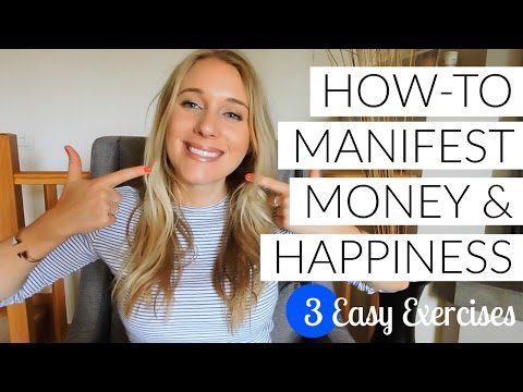 HOW TO MANIFEST MONEY: PART 7 - MOOD-ENHANCING EXERCISES