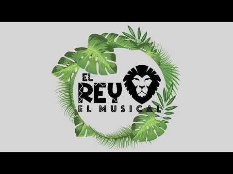 Musical  El Rey. Dirección Mario Alberto Aguirre