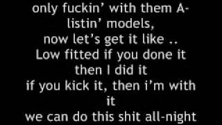 Holla at Me - Chris Brown ft. Tyga (lyrics)