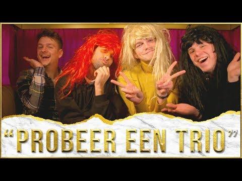 Stefan de Vries, Sean en Hato over experimenteren   De Seksmobiel