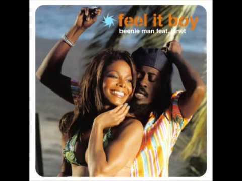 Janet Jackson   Beenie Man Feel It Boy Joint Custody Ext Mix