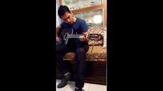Teri Deewani-Kailash Kher (Guitar Cover)