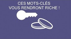 LOGICIEL MOTS-CLÉS : TROUVEZ DES MILLIERS DE MOTS-CLÉS RENTABLES INCONNUS DES CONCURRENTS !