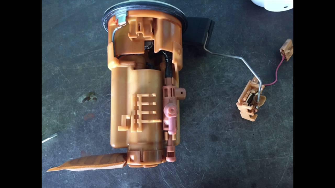 Toyota Rav4 Intank Fuel Filter Replacement