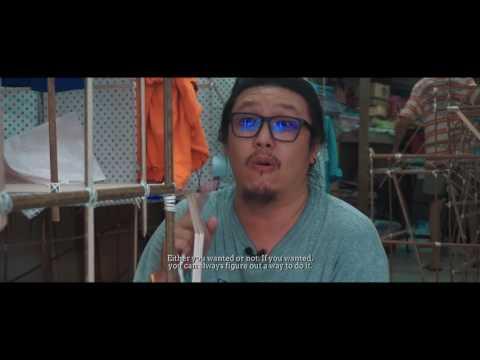 The People of Penang - The Departed's Architect, Paper Effigies Maker | Sam Kett 檳城人 - 紙紮製作