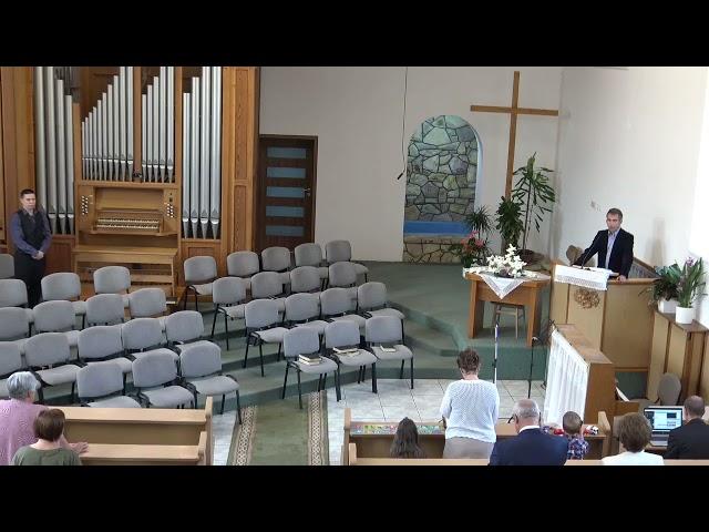 Istentisztelet (2021.09.26. délután)