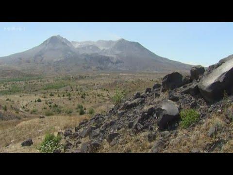 Mount St. Helens Spirit Lake concerns