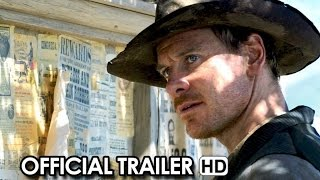 Slow West Official Trailer (2015) - Michael Fassbender HD