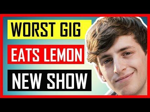 Alex Edelman Interview - Worst Gig, Eats Lemon, New Show - Funny