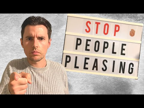 Tips To Stop Being A People Pleaser | People Pleaser Syndrome