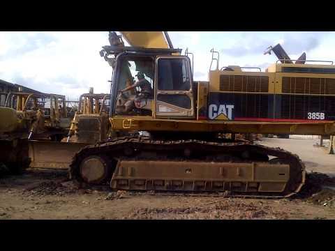 2002 CAT 385 Excavator For Sale