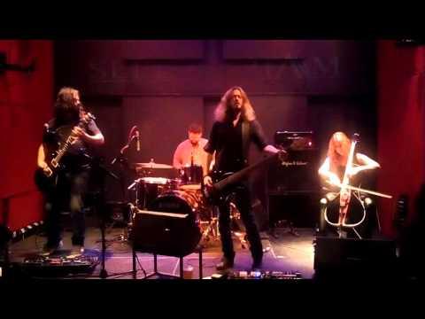 Sleepstream live @ six d.o.g.s. Athens, Greece