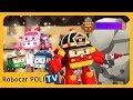 POLI Game   Break the Concrete!   for Kids   Robocar POLI
