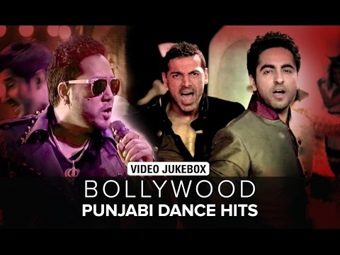 Bollywood Punjabi Dance Hits | Video Jukebox
