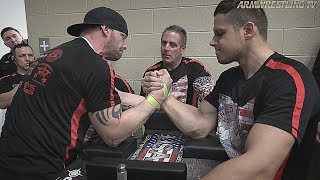 MORE ARM WRESTLING AT ARNOLD CLASSIC 2019