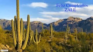 Zale Birthday Nature & Naturaleza
