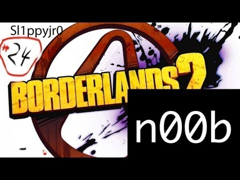 Borderlands 2 Gameplay: Part 24 - STILL LOOKING FOR ROLAND AND NOW TRYING TO INFILTRATE