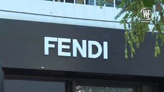 Fendi spring-summer 2019 Milan Fashion Week