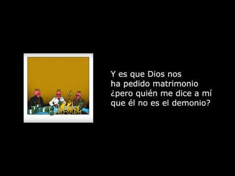 Lyrics - Trappin En El Vaticano - Los Santos ft. DarkSide (Dark Polo Gang)