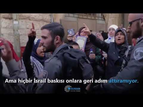 Kudüs'ün kadın muhafızları: Aksa Murabıtaları