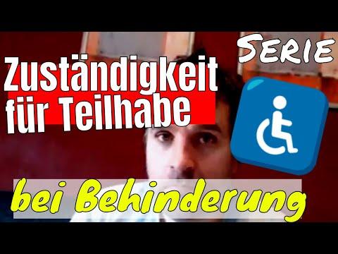 Zuständigkeit Für Teilhabe Bei Behinderung