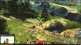 Guild Wars 2 guide to mining iron and platinum ore