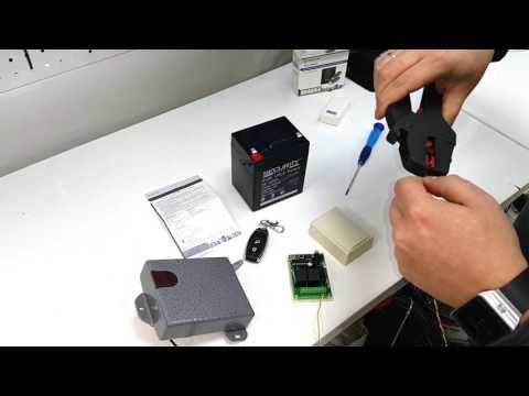 Дистанционное управление электромеханическим замком | Tantos TSt-100HS