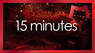 Barry Manilow - 15 Minutes (Lyric Video)