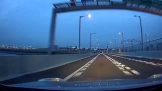 開車回到日本關西機場