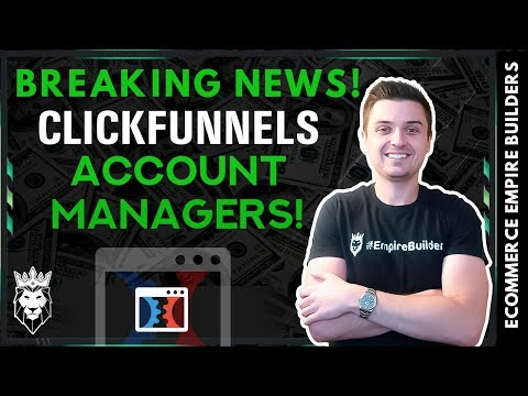 HOW TO ADD CLICKFUNNELS ACCOUNT MANAGERS & USERS!