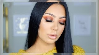 WARM & GLAM THANKSGIVING LOOK. || EVETTEXO