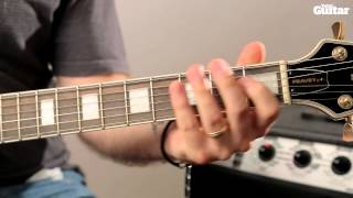 Weekend Riff: How to play Metallica - Sad But True (main riff)