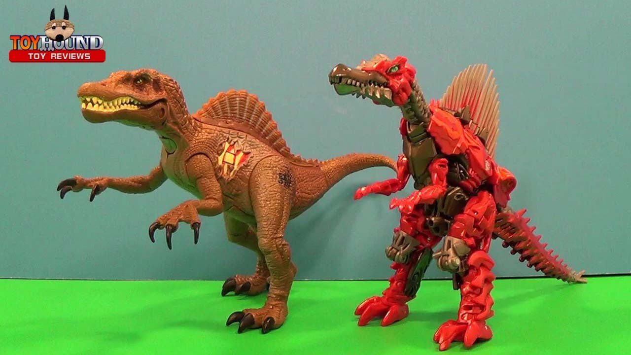 Transformers Age Of Extinction Deluxe Class Dinobot Scorn