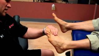 Manual Cuboid Mobilization to Increase Dorsiflexion