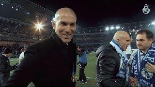 زيدان في 100 مباراة مع مدريد.. نسبة فوز قياسية ورقم أوروبي و8 هزائم