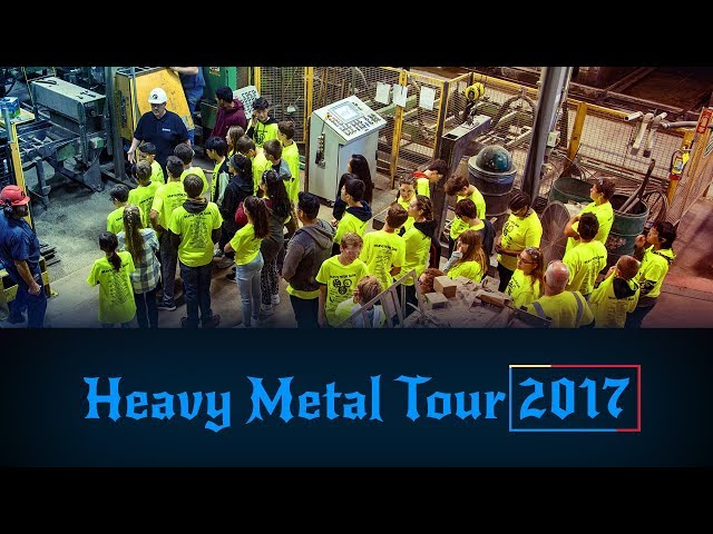 Heavy Metal Tour 2017 at County Materials