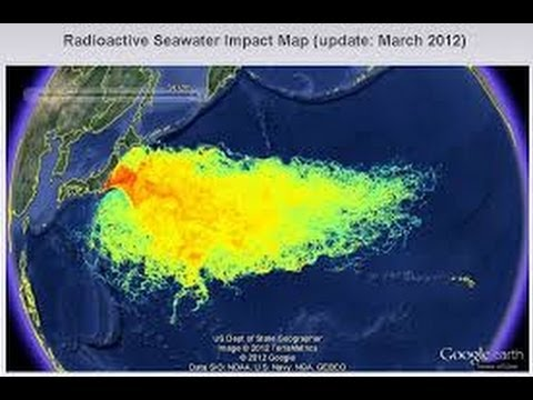 Fukushima Radiation is POISONING the Pacific Ocean AND killing North Americans!