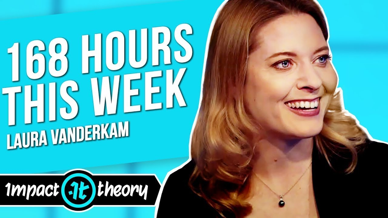 Manipulate Your Sense of Time With 3 Steps | Laura Vanderkam on Impact Theory