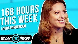 Manipulate Your Sense of Time With 3 Steps   Laura Vanderkam on Impact Theory