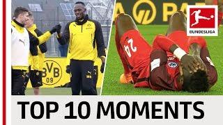 Lewandowski, Batshuayi, Bolt & Co. - Top 10 Moments in March
