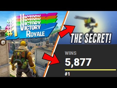 How to win every game in Fortnite // The secret of How to win every game in Fortnite Battle Royale