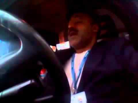 Sad Pakistani Punjabi Taxi Driver Singing in UK