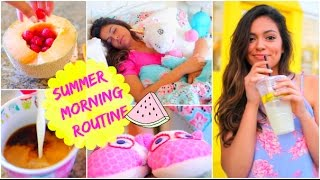 Morning Routine: Summer 2014! Thumbnail