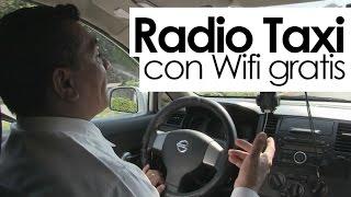 Video: Conoce al taxista que ofrece Wi-Fi