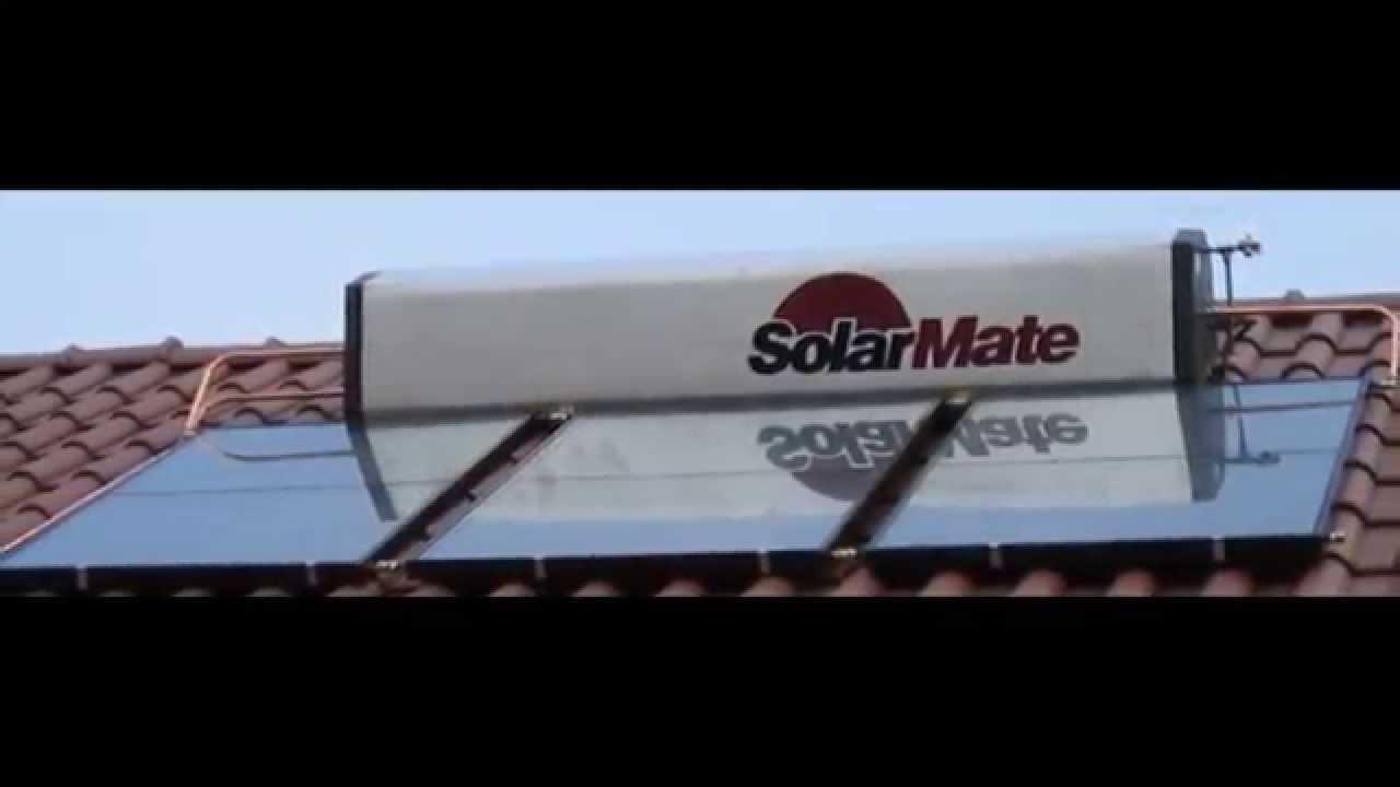 510 3 Solarmate Solar Heaters First In Kampar Tambun