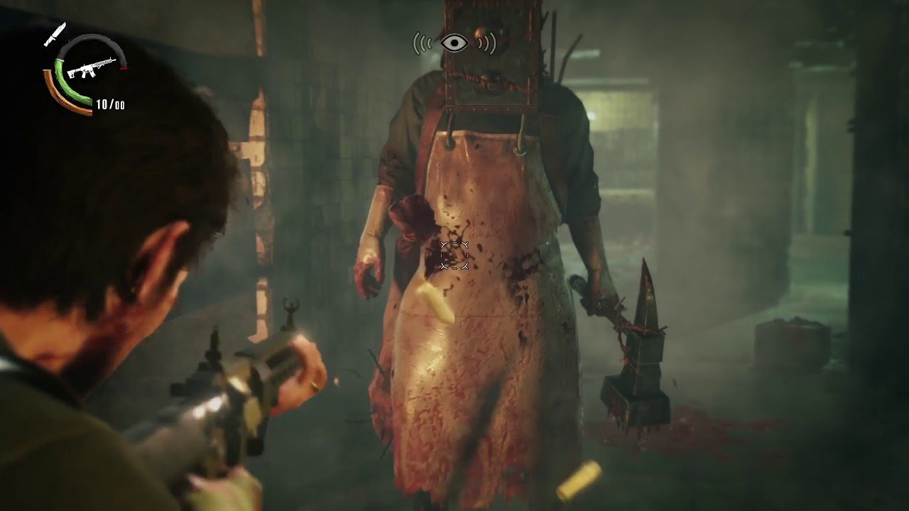 The Evil Within 2 The Keeper Laura Victoriano Creature Boss Fights Youtube