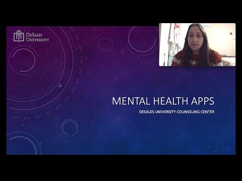 DeSales Wellness   Mental Health Apps