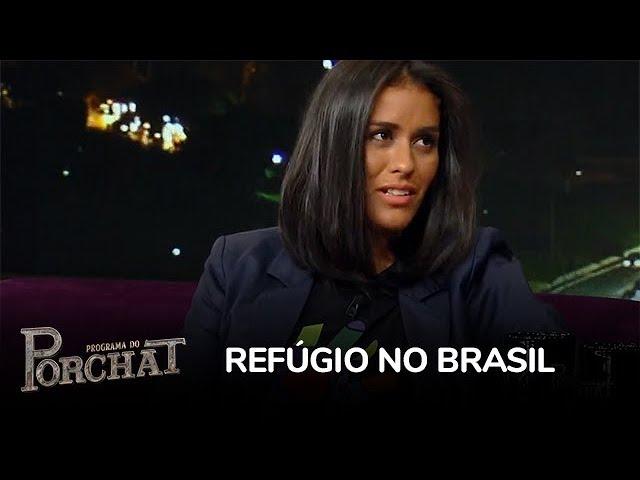 Venezuelana explica por que decidiu se mudar para o Brasil