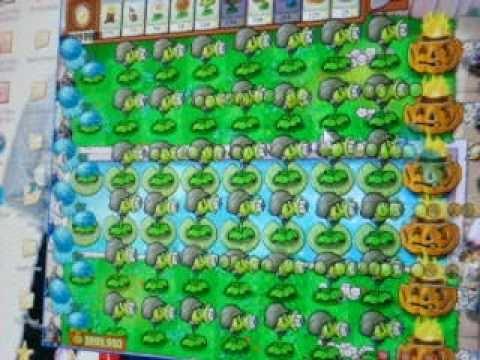Plants vs Zombies best lawn defence (download link in description ...