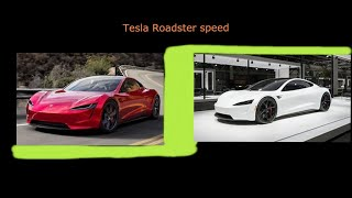 Tesla Roadster 2020 The Quickest Car in the World